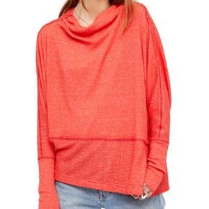 NWT Free People Londontown Thermal Sweater